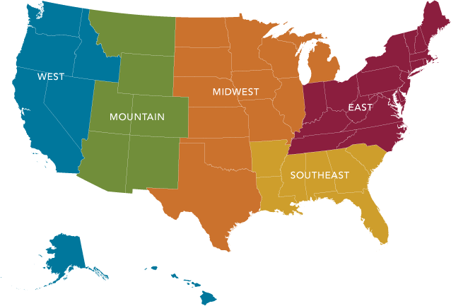 united_states-map-regions - Scion Nonprofit Staffing on south us region map, new jersey regions map, nj 4 regions map, geographic regions united states map,